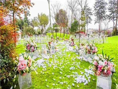 成都草坪婚礼