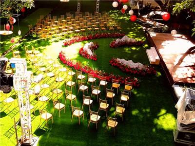 成都草坪婚礼酒店